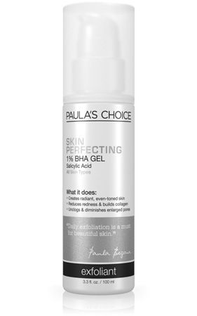 Paula's Choice Skin Perfecting 1% BHA Gel Exfoliant
