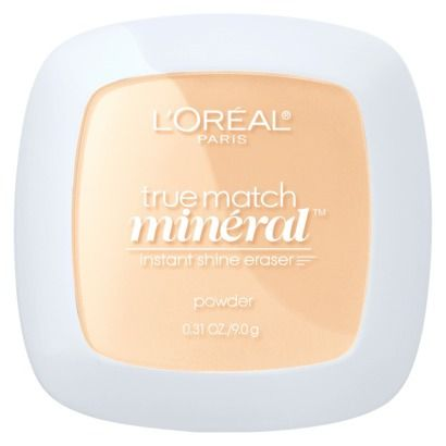 L'Oreal Paris True Match Mineral Instant Shine Eraser. Pressed Powders. Uploaded by Arosci