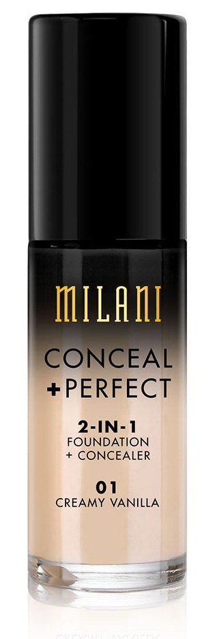 Milani Conceal + Perfect 2-in-1 Foundation + Concealer reviews ...