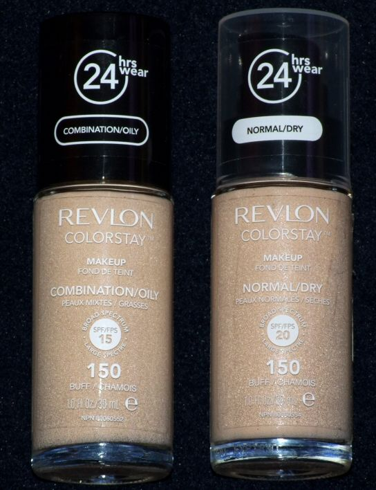 Revlon Colorstay 24hrs Makeup SPF 15 Combination/Oily Skin (US pump ...