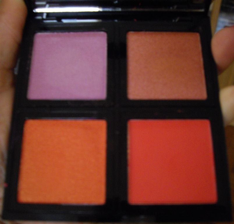 Ruby Kisses LUXE Colour Single Eyeshadow Palette