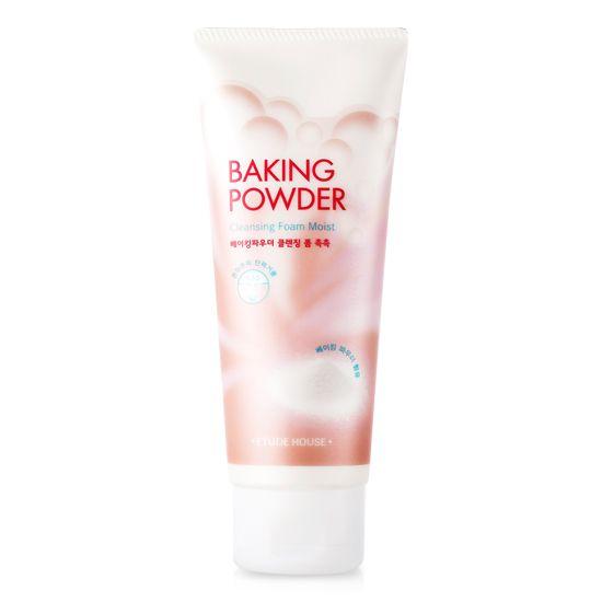 Etude House Baking Powder Cleansing Foam Moist