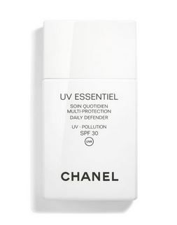CHANEL UV Essentiel Daily Defense Sunscreen Anti-Pollution Broad Spectrum SPF 30
