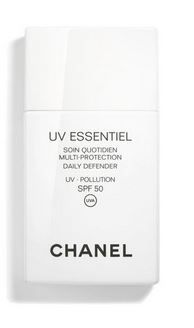 CHANEL UV Essentiel Daily Defense Sunscreen Anti-Pollution Broad Spectrum SPF 50