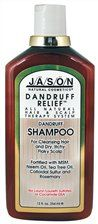 Jason Natural Cosmetics Dandruff Relief Dandruff Shampoo