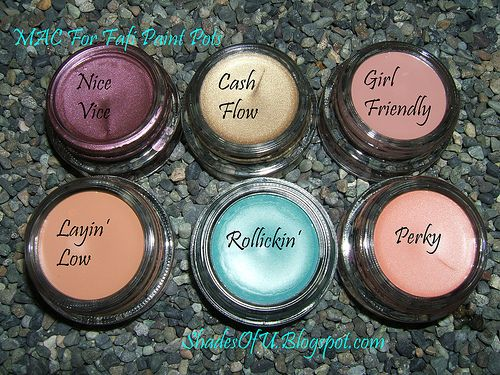 MAC Paint Pot - All