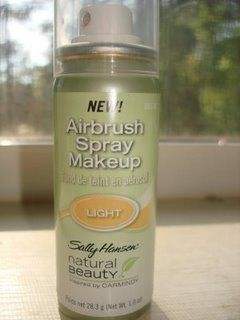 Sally Hansen Natural Beauty Inspired By Carmindy Airbrush