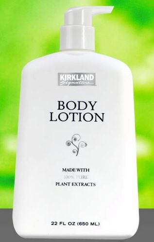 Kirkland Costco Body Lotion Reviews Photos Ingredients