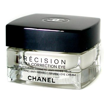 CHANEL Precision Ultra Correction Eye Anti-wrinkle restructuring eye cream   DISCONTINUED  reviews e76b0a9add11