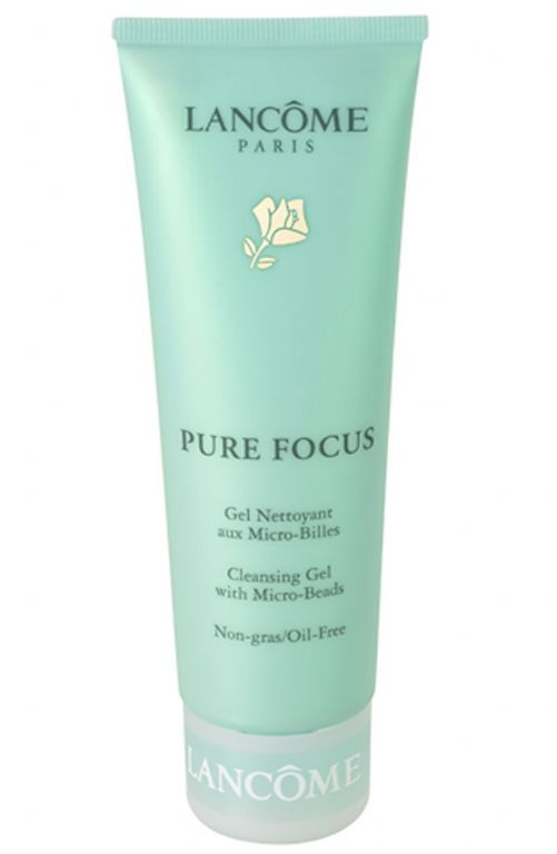 Lancôme Pure Focus Deep Purifying Cleansing Gel reviews, photo - Makeupalley