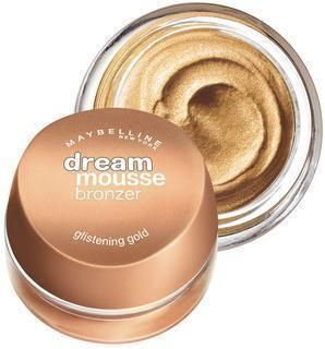 Maybelline Dream mousse bronzer glistening sun-10