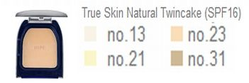 Amore Pacific IOPE True Skin Natural Twincake