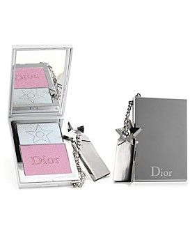 Dior DiorGlam Face & Eyes Highlighting Powder in 001 Iridescent Satin