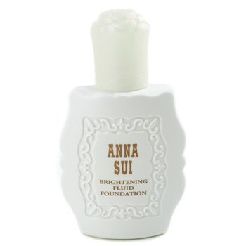 Anna Sui Anna Sui Brightening Fluid Foundation