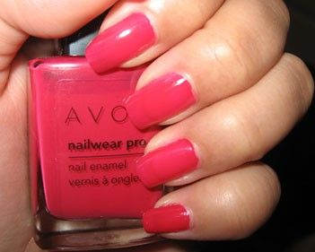 Avon Nailwear Tropical Punch