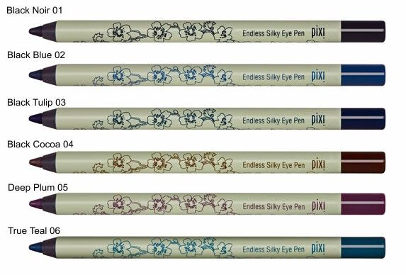 Pixi Endless Silky Eye Pen (all shades)
