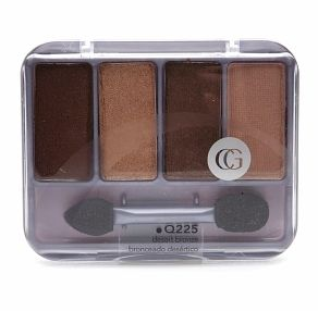 Cover Girl Queen Collection - Desert Bronze Quad