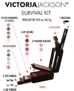 Victoria Jackson Survival Kit