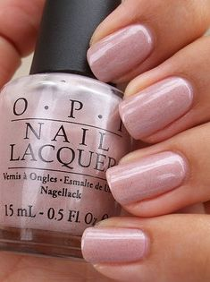 OPI Holiday in Toyland You're a Doll