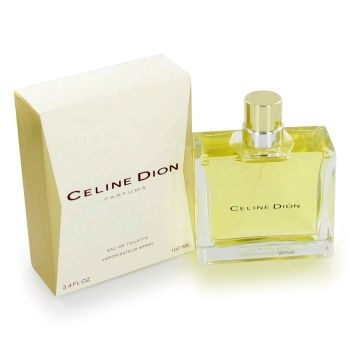 Coty Celine Dion Parfums (2003)