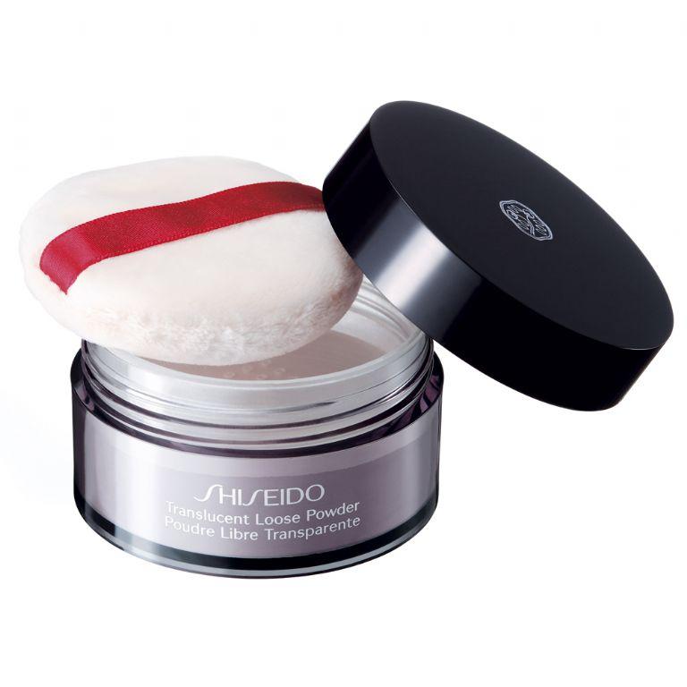 shiseido the makeup translucent loose powder reviews