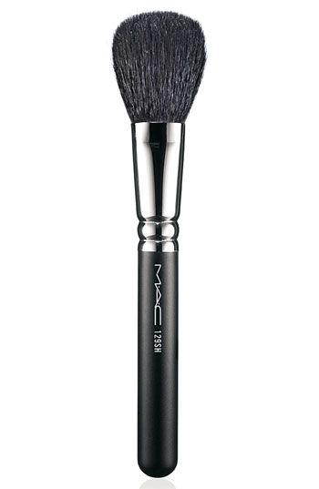 Mac 129: MAC Cosmetics #129 SH Short Handled Powder/Blush Brush