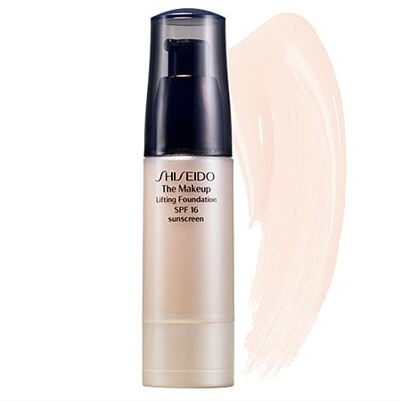 Shiseido  The Makeup Lifting Foundation SPF 16