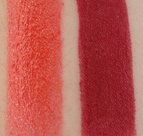 Yves Saint Laurent Rouge Volupte Perle - Mysterious Red #111