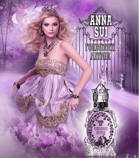 Anna Sui Forbidden Affair reviews, photos