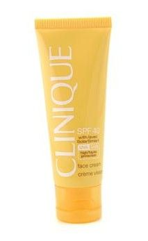 Clinique Sun SPF 40 Face Cream