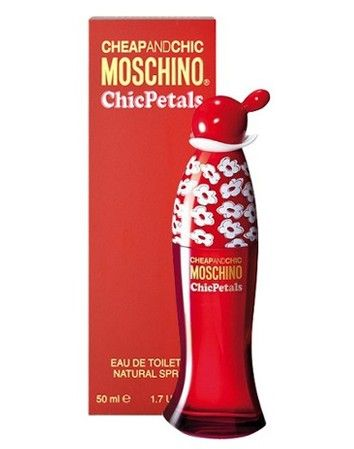 Moschino Cheap and Chic Chic Petals reviews, photos - Makeupalley