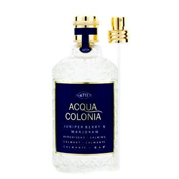 Maurer and Wirtz 4711 - Acqua Colonia Juniperberry and Marjoram