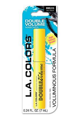 L.A. Colors Double Volume Mascara reviews, photos, ingredients ...