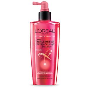 L'Oreal Advanced haircare - Triple resist strength solution
