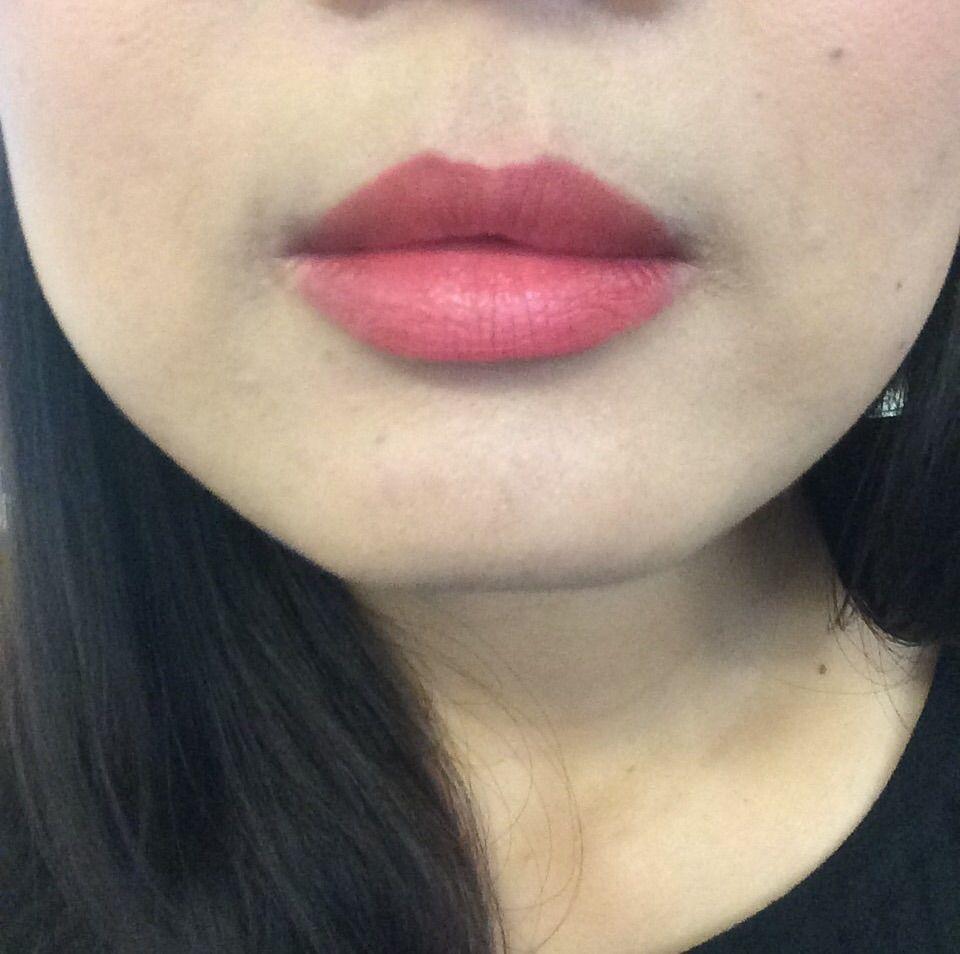 Sonia Kashuk Velvet Matte Lip Crayon Rosey Nude Reviews