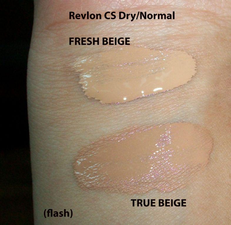 Revlon Natural Beige Review