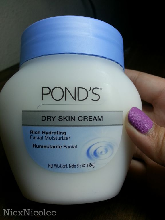 Ponds Dry Skin Cream Reviews Photos Ingredients