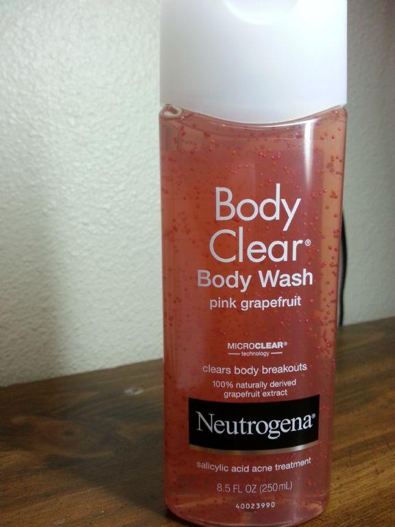 Neutrogena Body Clear Body Wash Pink Grapefruit Reviews Photos