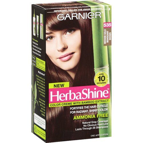 Garnier Herbashine Semipermanent Color Reviews Photos Ingredients