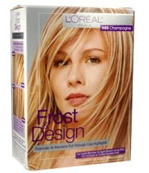 L'Oreal Frost & Design Dramatic High-Precision Highlights