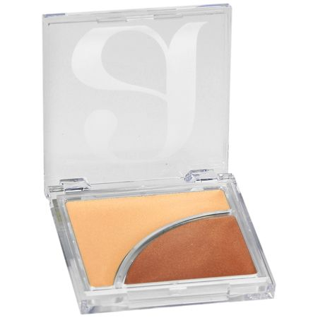 Almay Bright Eyes Cream-to-Powder shadow - Bronze (150)