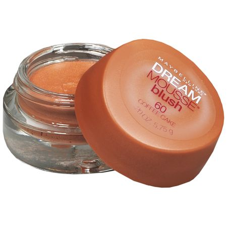 Maybelline Dream Mousse Blush in Coffee Cake