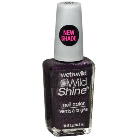 Wet 'n' Wild Wild Shine Nail Color - Night Prowl