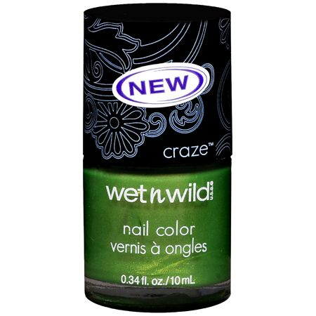Wet 'n' Wild Craze - Jade