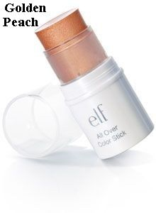 E.L.F. All Over Color Stick in Golden Peach