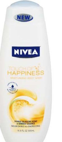 NIVEA Touch of Happiness Body Wash