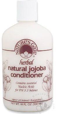 Nature's Gate Jojoba Conditioner