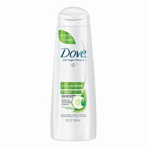 Dove Go Fresh Cucumber & Green Tea Cool Moisture Shampoo for Normal Hair