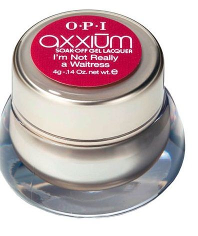 OPI Axxium Soak Off Gel Nail Lacquer