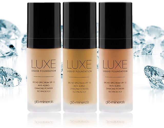 Glominerals Luxe Foundation Reviews